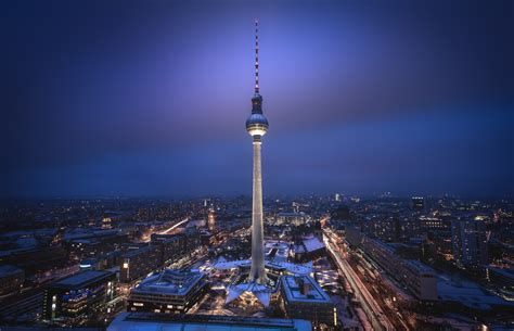 berlin skylines mm photography