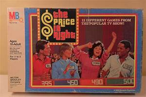 Tv Board Vintage : the price is right tv show board game milton bradley 1986 vintage complete ~ Markanthonyermac.com Haus und Dekorationen