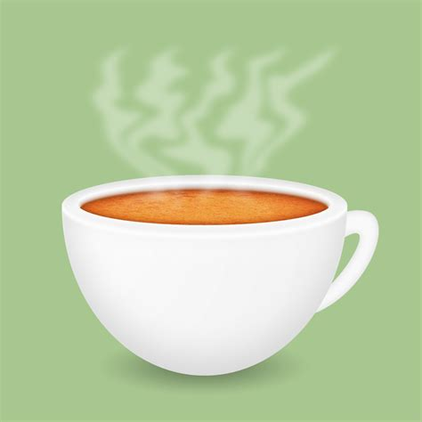 cup cuisine simple coffee cup icon photoshop tutorial tutorial9