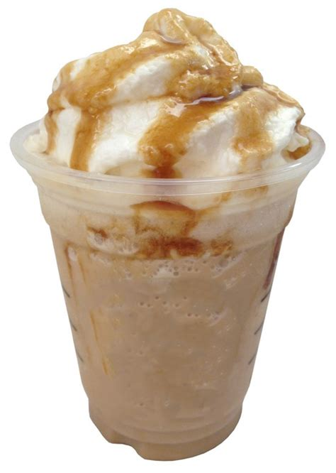 Honey in hot drinks is very sensitive issue. Starbucks_caramel_flan_frappuccino | Modernist Potions