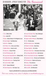 best wedding recessional songs wedding songs decoration
