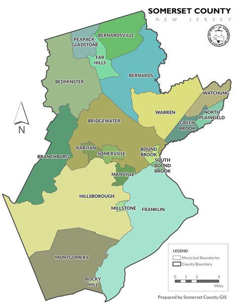 somerset county municipalities