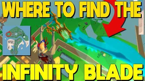 locations   infinity blade  strucid