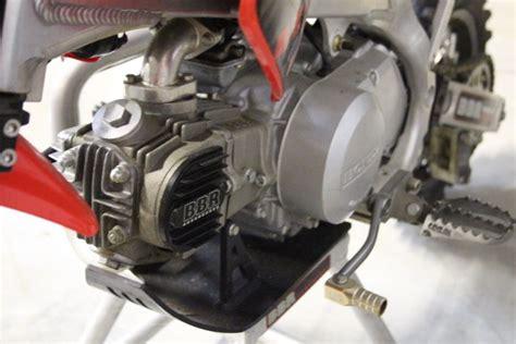 Honda Crf Custom Pit Bike Built Bbr