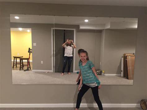 Home Mirror : Gym Mirror Installation Guide