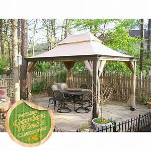 Fortunoff Pacific Casual 1439 X 1039 Gazebo Model Number
