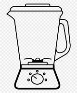 Blender Clipart Coloring Pinclipart Blendjet sketch template