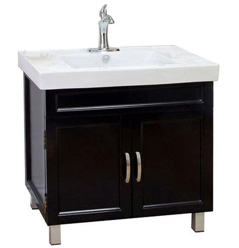 5 foot vanity top single sink square single sink wood vanity in bathroom vanities