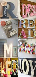 20, , best, diy, decorative, letters, with, lots, of, tutorials