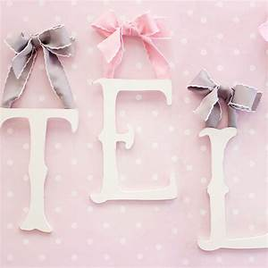 nursery names wall letters thenurseries With wooden letters for nursery