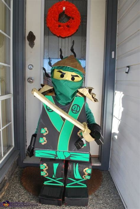 lloyd garmadon halloween costume contest  costume