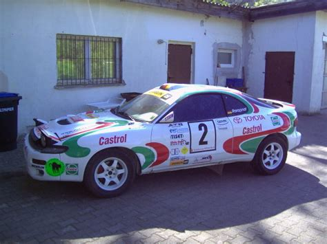 Cars For Sale In St by Toyota St 185 Grup H In Gravel Spec Rally Cars For