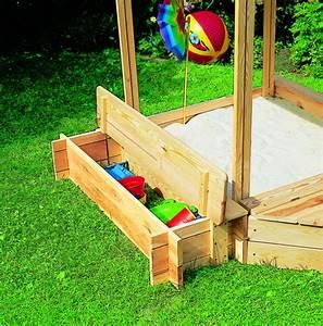 Garten Kiste Holz : sandkasten holz promadino peter pan dach sitzbank ~ Whattoseeinmadrid.com Haus und Dekorationen
