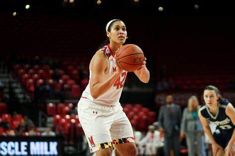 brionna jones powers maryland womens basketballs