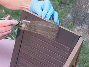 volet exterieur bois images With peindre des volets en bois neufs