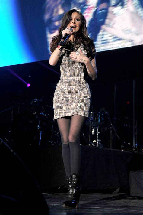 cher lloyd cher lloyd  hot  jingle ball