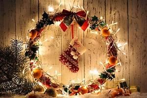 Weihnachtskranz Selber Machen : t rkranz selber machen praktische anleitung und viele ideen ~ Markanthonyermac.com Haus und Dekorationen