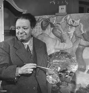 Paintings Diego Rivera Family