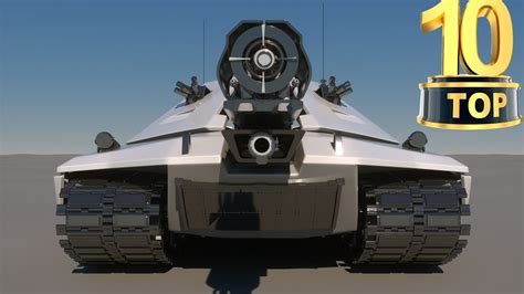 top 10 best tanks in the world 2017 technology