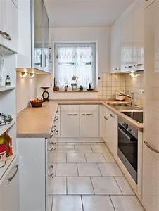 Kleine Schmale Küche Einrichten : wunderbare ideen schmale k che einrichten und tolle wir renovieren ihre kleine kueche alle k chen ~ Sanjose-hotels-ca.com Haus und Dekorationen