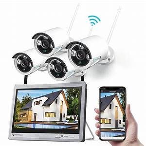 Heimvision Hm241 Wireless Security Camera System  8ch