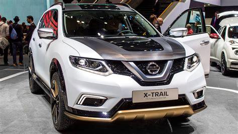 nissan  trail premium concept geneva motor show  hq