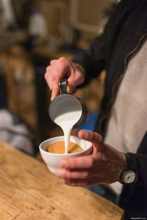 Fasting before a blood test can help ensure the accuracy of certain types of tests. Latte Art Class at Artisan Coffee School in Ealing, London