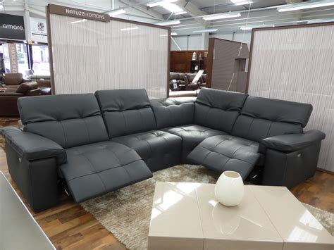 canape d angle natuzzi grey corner sofa uk mortimer un canap 233 d angle 4 places modulable gris fonc 233 best 25 grey