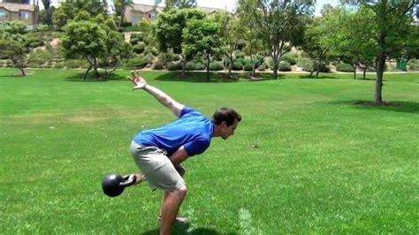 kettlebell pull snatch swing