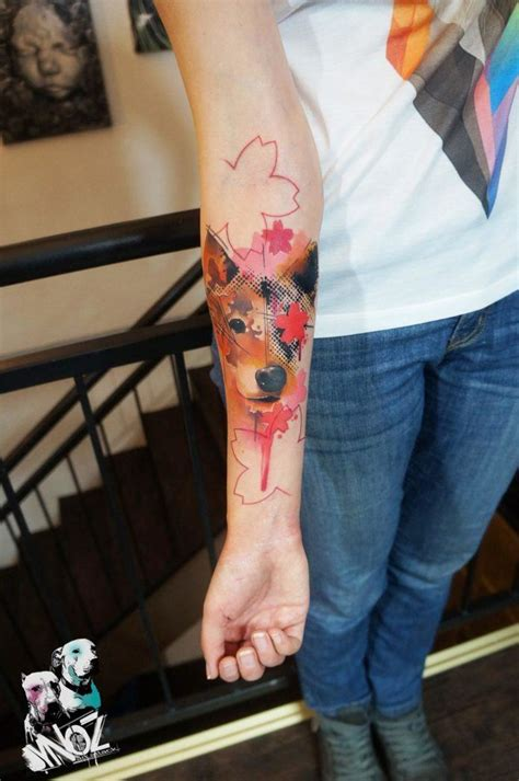 dynozs tattoos  attack    funky