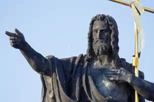John the Baptist Statue
