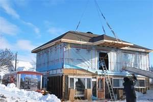 ajout d39un etage agrandir au lieu de partir anne drolet With ajouter un etage a une maison