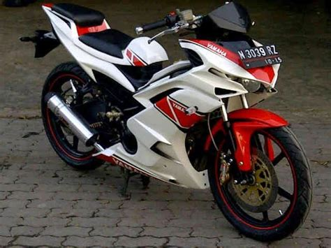 Modif Mx New by 100 Modifikasi Motor Yamaha Jupiter Mx New