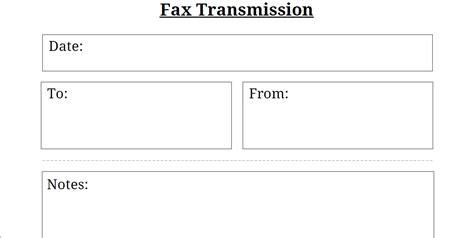 fax cover letter template fax cover letter exles pdf reportz767 web fc2