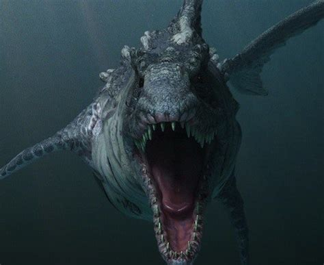 sea monster carcass dying    truth