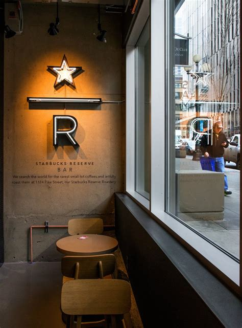 starbucks reserve coffee seattle bar end bars another street company retail tuesday downtown business university