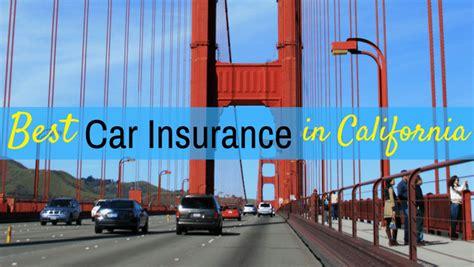 Best Car Insurance by Best Car Insurance In California For 2018