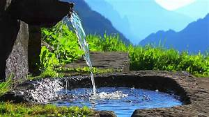 Spring Water Stock Footage Video
