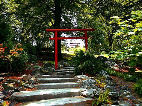 Asiatischer Garten Erfurt(ega) Foto & Bild Landschaft