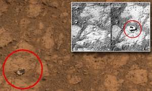 Nasa solves the mystery of the 'jelly doughnut' on Mars ...