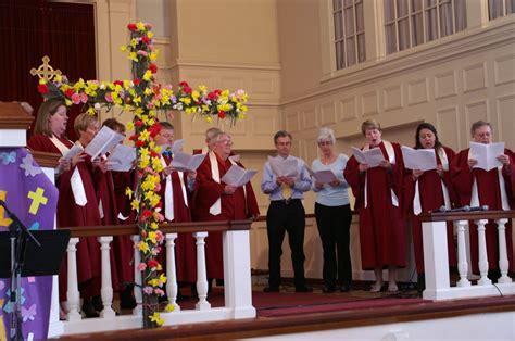 Senior Choir Melrose Highlands Congregational Church