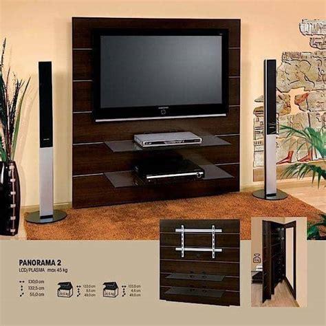 PANORAMA 2   LCD Plasma TV Stand, HUBERTUS