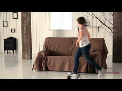 comment refaire un canapé en cuir housse pour canapé avec lacets ajustables