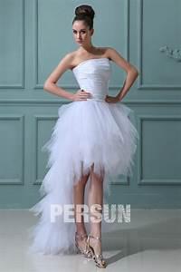 Robe Mariee Courte : robes de mariage blog officiel de persun fr ~ Melissatoandfro.com Idées de Décoration