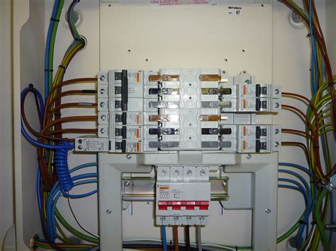 3 phase consumer unit ntl electrical services ltd