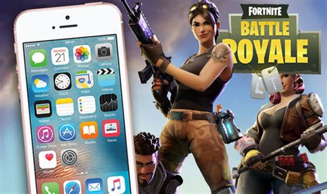 fortnite mobile ios update epic games  open