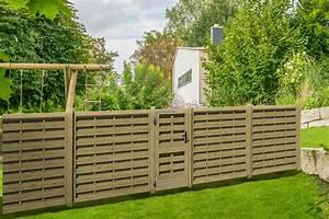 Palissade De Jardin : palissades en bois stunning palissade de jardin palissade ~ Melissatoandfro.com Idées de Décoration