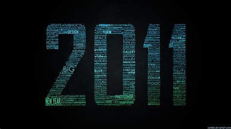 2011 typography wallpapers hd wallpapers id 9233