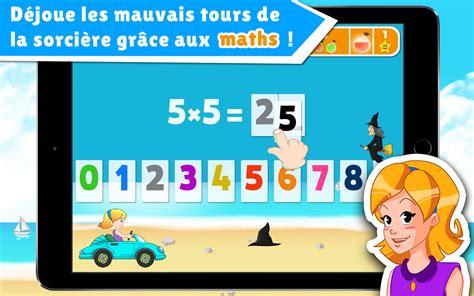 apprendre les tables de multiplication en jouant l 233 cole de plume fr appstore pour