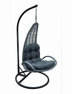 Fauteuil Suspendu 2 Places : fauteuil hamac chaise ~ Teatrodelosmanantiales.com Idées de Décoration